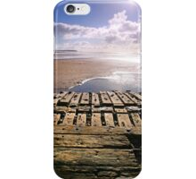 "Shipwreck-""The Willemoes""- Wrecked Dec 25th , 1924. Freshwater West. iPhone Case/Skin"