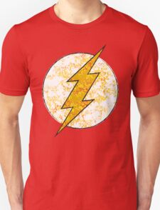 Flash - DC Spray Paint Unisex T-Shirt