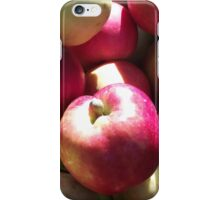 Harvest Apples iPhone Case/Skin