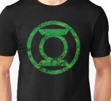 Lantern 4 - DC Spray Paint Unisex T-Shirt