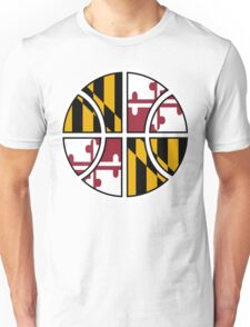 Maryland Basketball Unisex T-Shirt