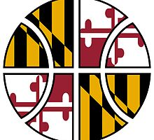 Maryland Basketball by AMtrials