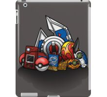 Anime Monsters iPad Case/Skin