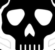 Darts skull Sticker