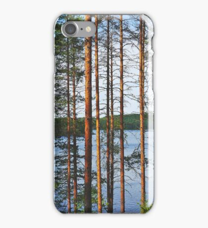Finnish Lakeland iPhone Case/Skin