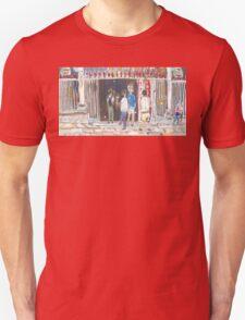 Man Mo Temple Unisex T-Shirt