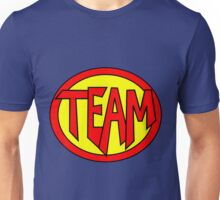 Hero, Heroine, Superhero, Super Team Unisex T-Shirt