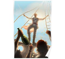 Prince of Seas Poster