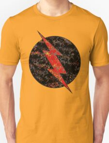 Reverse Flash - DC Spray Paint Unisex T-Shirt