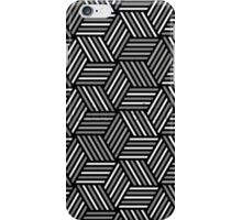 crazy pattern - cube iPhone Case/Skin