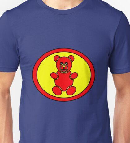 Hero, Heroine, Superhero, Super Teddy Unisex T-Shirt