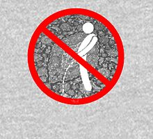 do not pee on the Dude's rug Unisex T-Shirt