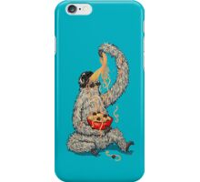 Sloth! :D iPhone Case/Skin