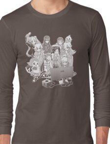 Smash Night Long Sleeve T-Shirt