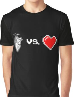 Gamer's Paradox Graphic T-Shirt