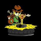 Raiders of the lost boss key by coinbox tees