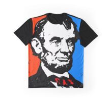 ABRAHAM LINCOLN-4 Graphic T-Shirt