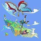 Skyward Infinite  by coinbox tees