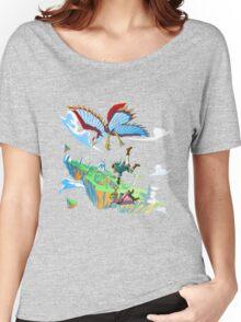 Skyward Infinite  Women's Relaxed Fit T-Shirt