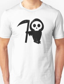 Cute Grim Reaper (black) T-Shirt