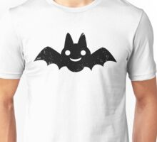 Cute Bat (black) Unisex T-Shirt