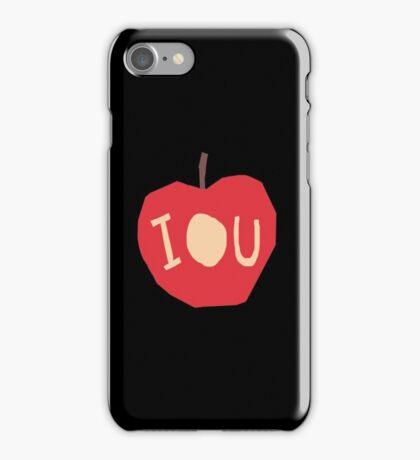 BBC Sherlock - IOU symbol iPhone Case/Skin