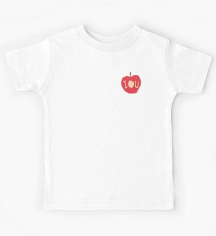 BBC Sherlock - IOU symbol Kids Tee