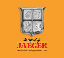 Legend of jaeger  Unisex T-Shirt