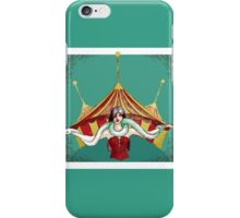 Tamer with snake iPhone Case/Skin