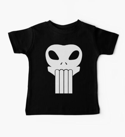 LAZY COSPLAY: Punisher '85 Baby Tee