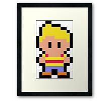 Pixel Lucas Framed Print