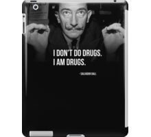 Salvador Dali iPad Case/Skin
