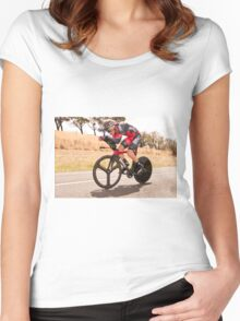 Rohan Dennis Women's Fitted Scoop T-Shirt