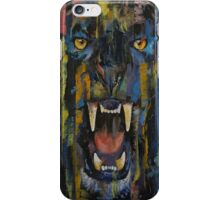 Tiger Print. iPhone Case/Skin
