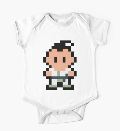 Pixel Poo One Piece - Short Sleeve