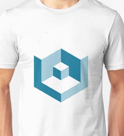 Block Teal Unisex T-Shirt