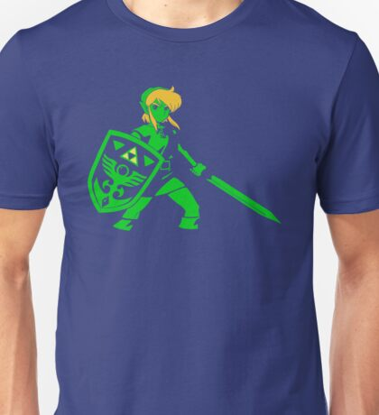 Link - To The Past Unisex T-Shirt