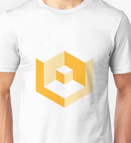 Block Yellow Unisex T-Shirt