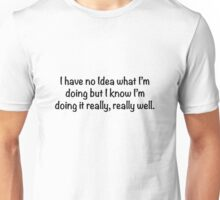 Andy Dwyer Is My Spirit Animal Unisex T-Shirt