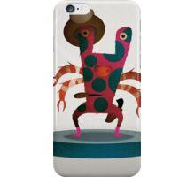 Larry Monster iPhone Case/Skin