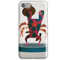 Larry Monster iPhone Case/Skin