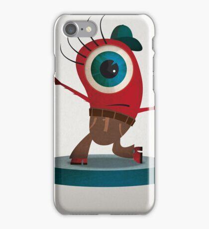 FancyPants Monster iPhone Case/Skin