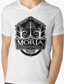 Mead Of Moria, Ye Olde Dwarven Brew Mens V-Neck T-Shirt