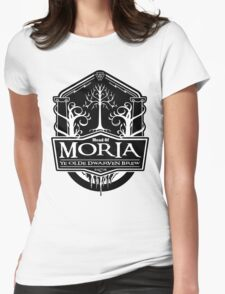 Mead Of Moria, Ye Olde Dwarven Brew Womens Fitted T-Shirt