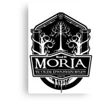 Mead Of Moria, Ye Olde Dwarven Brew Canvas Print