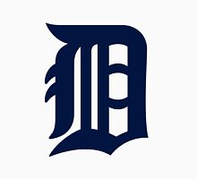 Detroit Tigers LOGO team Unisex T-Shirt