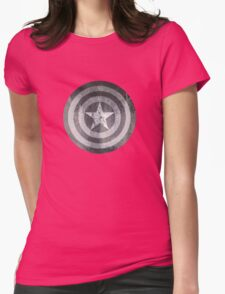 Grey America Womens Fitted T-Shirt
