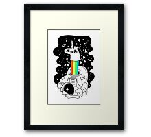 See You In Space! Framed Print