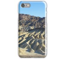 Death Valley iPhone Case/Skin