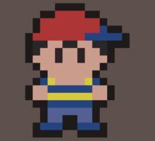 Pixel Ninten One Piece - Short Sleeve